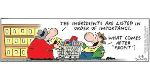 ingredients cartoon