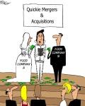 Food company mergers